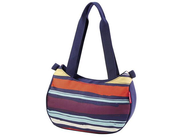 KlickFix Stylebag Bag, artist stripes